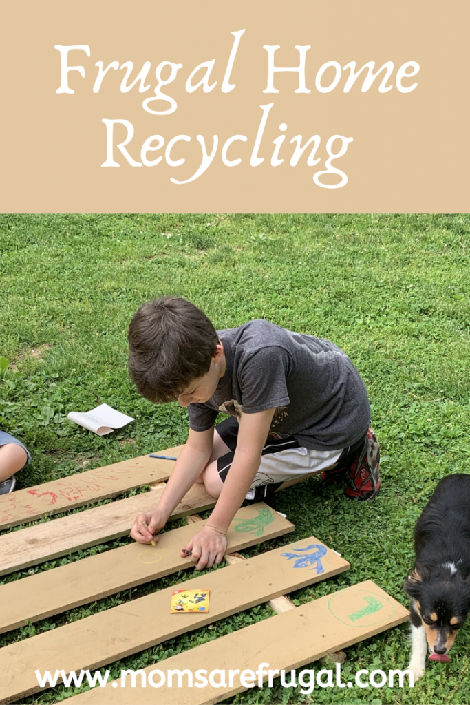 Frugal Home Recycling