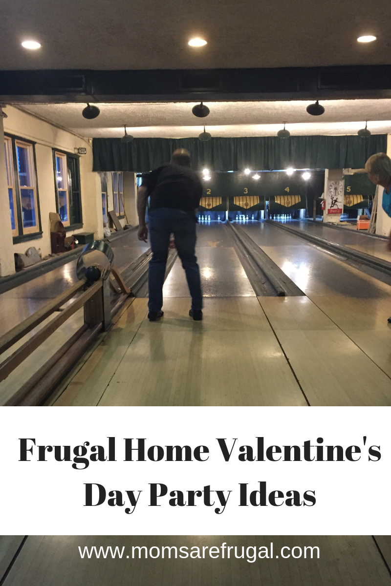 Frugal Home Valentine's Day Party Ideas