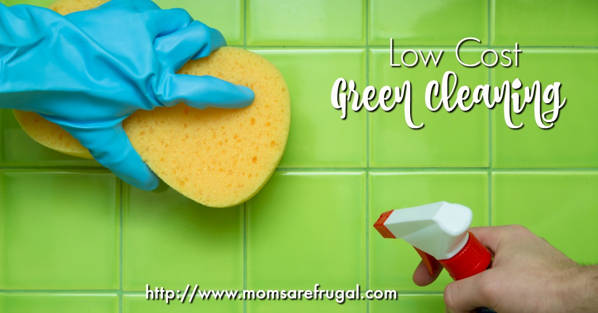 Low Cost Green Cleaning