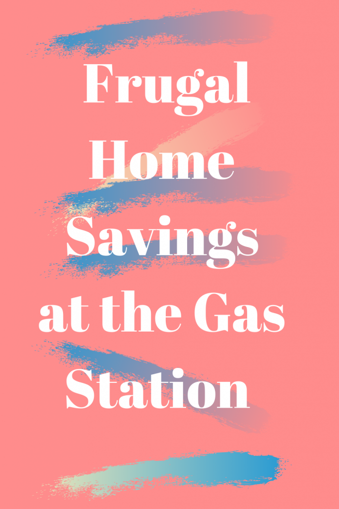 Frugal Home Savings at the Gast Station