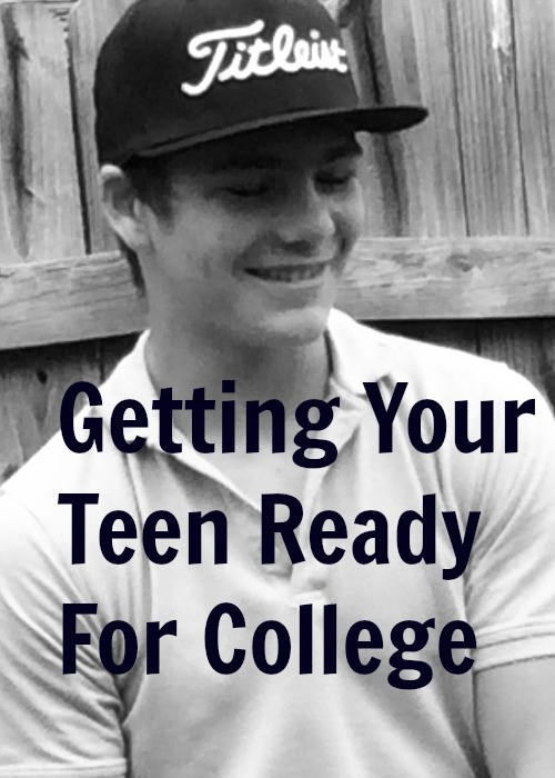 Your Teen and College