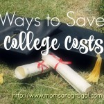 10 Ways To Save On College Costs