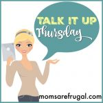 Talk It Up Thursday #5