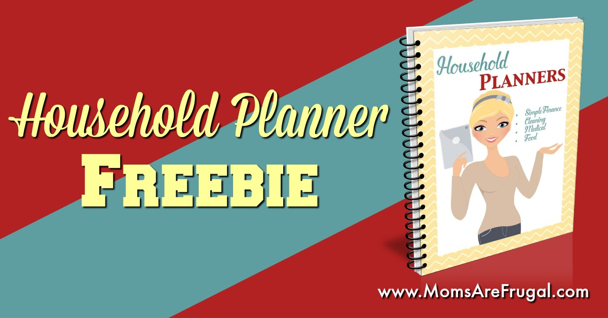 Household planner is a tool that will help moms to be more organized with their budget, medical dates and prescription needs.