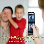 How To Make Family Memories With Your Kids