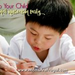 Ideas To Help Your Child Find Their  Internal Motivation Early