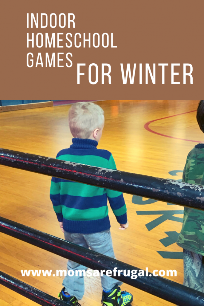 Indoor Homeschool Games for Winter
