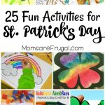 25 Fun Activities for St. Patrick's Day