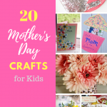 Mothers' Day Activities for Kids