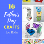 16 Father's Day Crafts For Kids