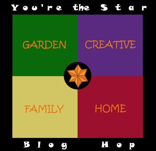 Your the Star Blog Hop: Creative Week