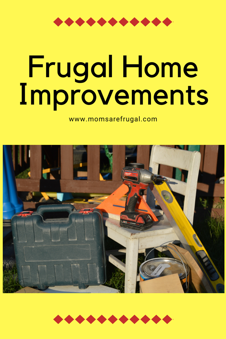 Frugal Home Improvements to Save Money