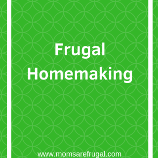 Frugal Homemaking