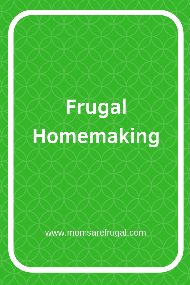 Frugal Homemaking