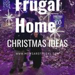 Frugal Home Christmas Ideas