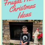 Frugal Home Christmas Ideas
