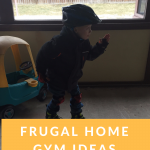 Frugal Home Gym Ideas