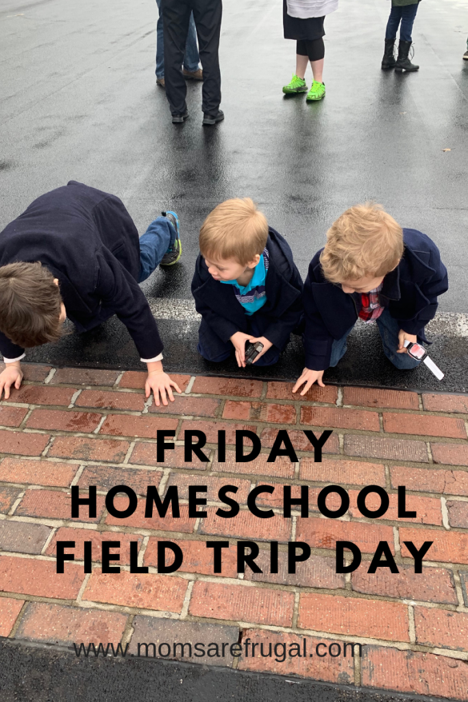 Friday Homeschool Field Trip Day
