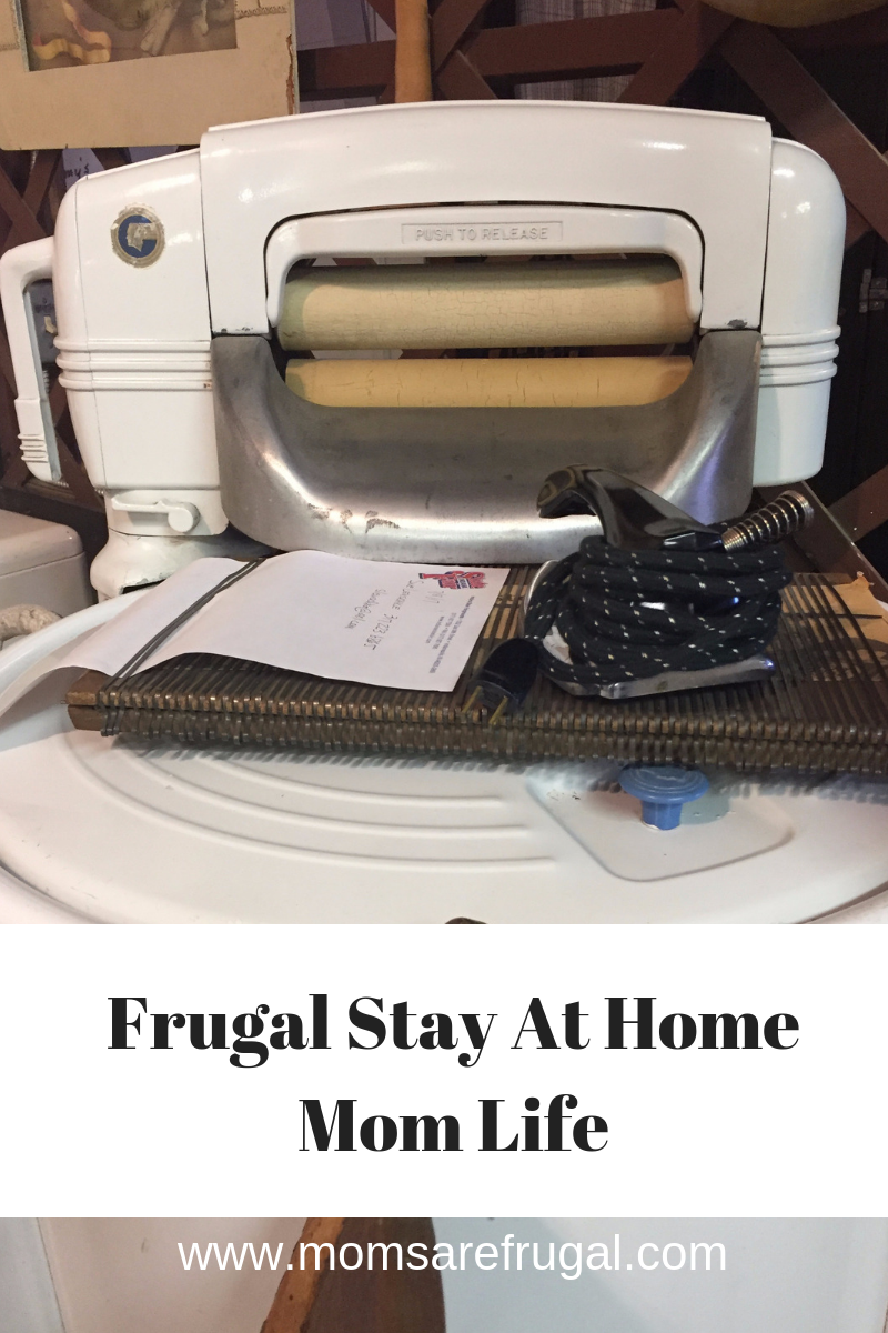 Frugal Stay At Home Mom Life