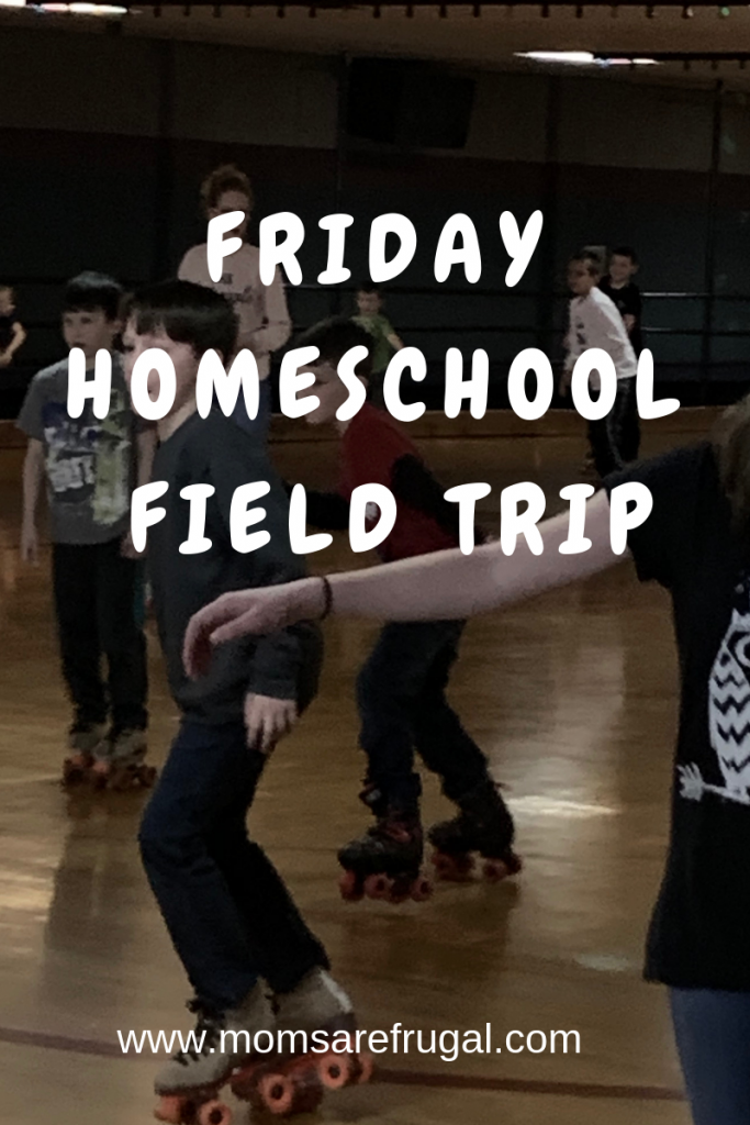 Friday Homeschool Field Trip Week #2