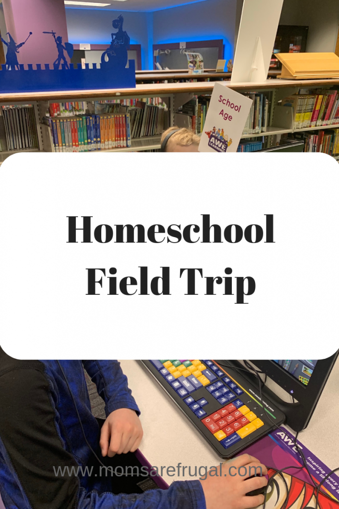 Homeschool field trip