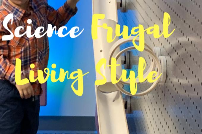 Homeschool Science Frugal Living Style
