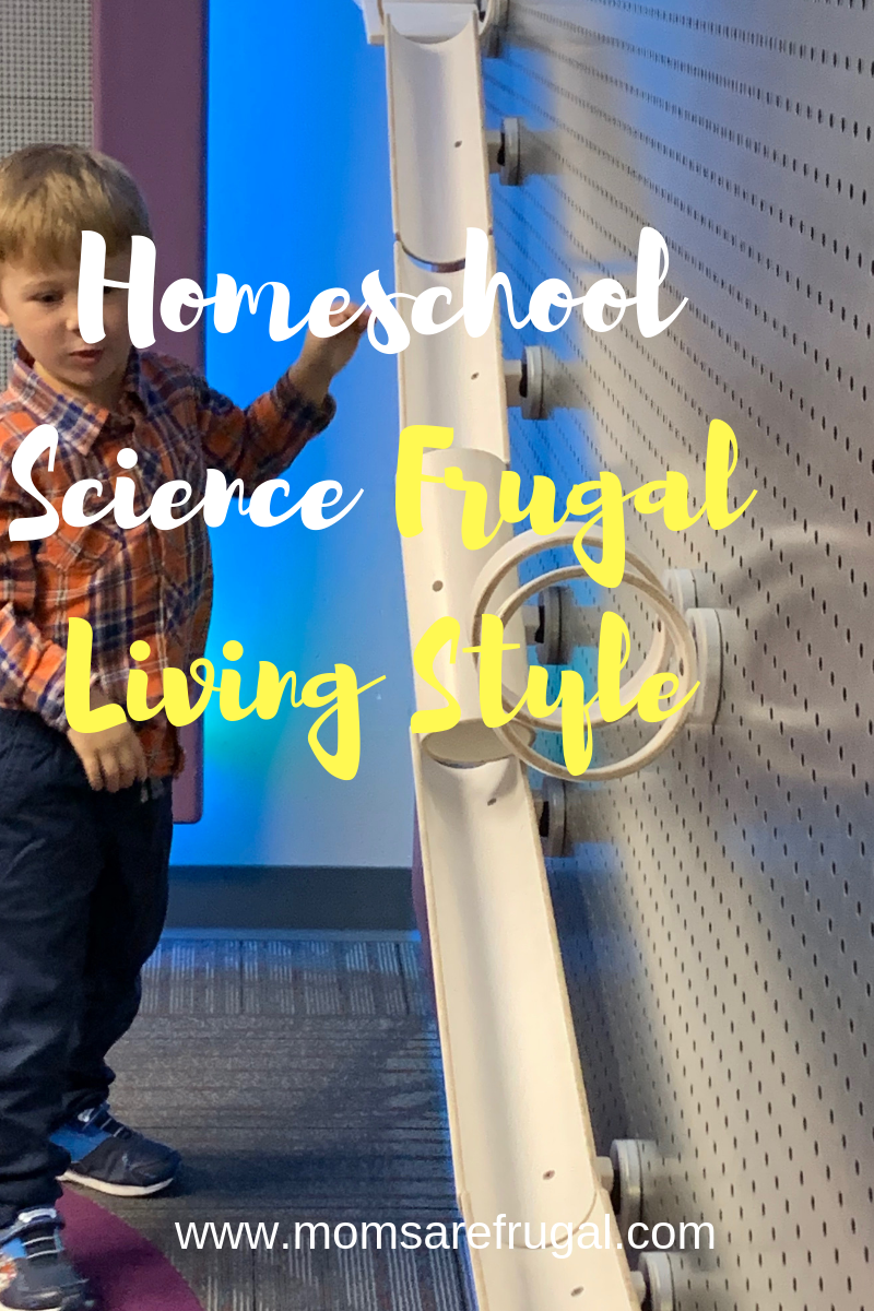 Homeschool Science Frugal Living Style