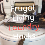 Frugal Home Laundry Tips