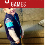 Three Homeschool Thanksgiving Games