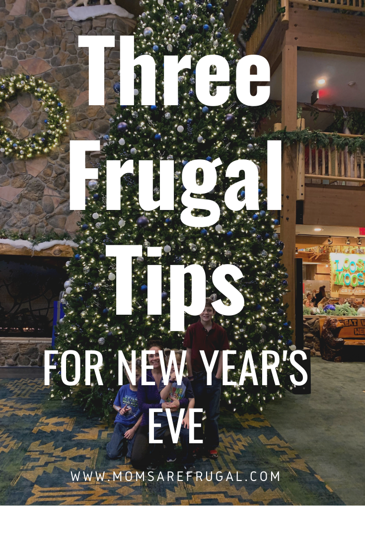 Three Frugal Tips for New Year's Eve