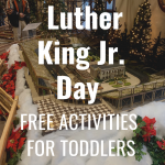 Martin Luther King Jr. Day Free Activities from Toddlers to Teens
