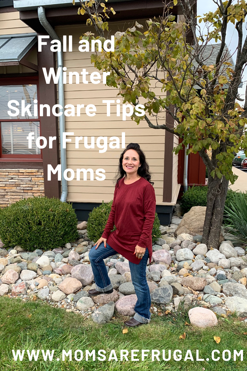 5  Fall and Winter Skincare Tips for Frugal Moms