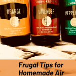 Frugal Tips on How to Make your own Air Freshener