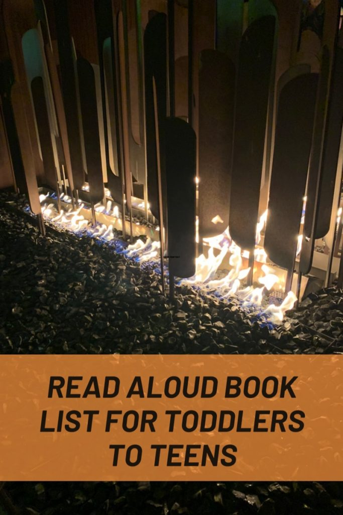 Read Aloud Book List
