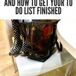 Setting Priorities and How to Get Your To Do List Finished