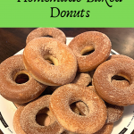 Frugal Tips for Homemade Baked Donut