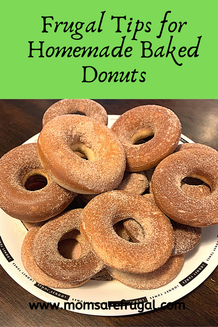 Frugal Tips for Homemade Donuts