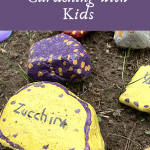 Frugal Tips for Gardening with Kids.