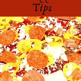 Frugal Homemade Pizza Tips