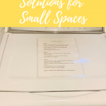Easy Laundry Solutions for Small Spaces