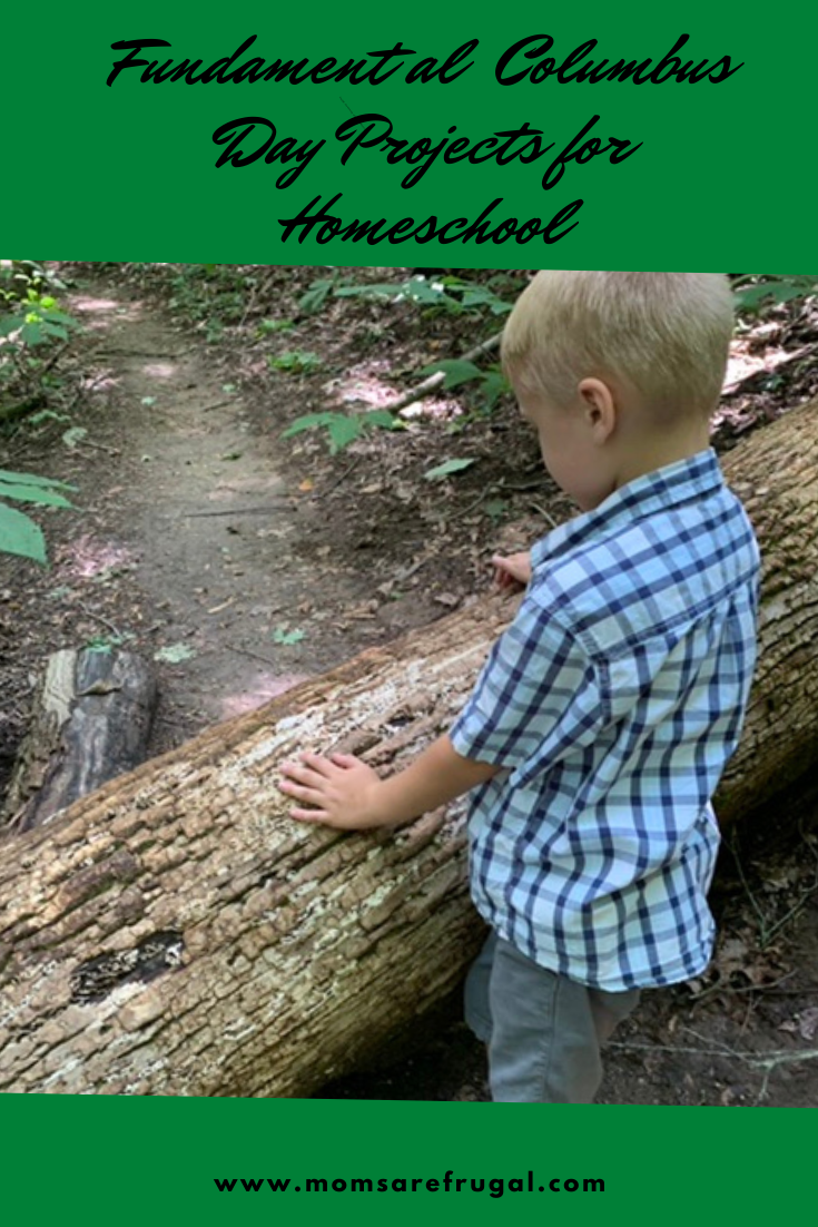 Columbus Day Projects For Homeschool