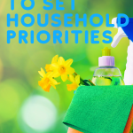 Best Ways for Setting Home Management Priorities
