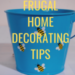 Frugal Home Decorating