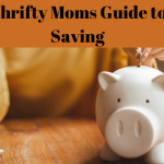 The Thrifty Moms Secret To Saving