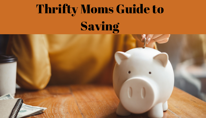 The Thrifty Moms Guide to Saving