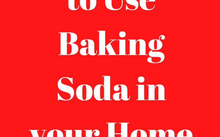 Best Ways to Use Baking Soda in Your Home